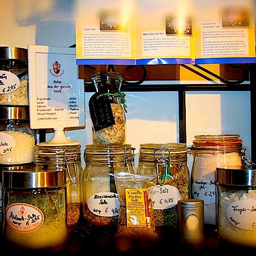 Reisekulinarium Produkte